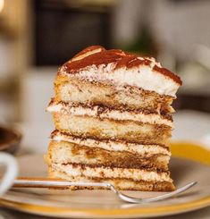 Vanilla Cake, Pavlova, Ethnic Recipes, Breakfast, Lilac, Morning Coffee