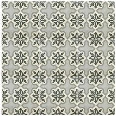 Merola Tile Vintage Ruzafa 9-1/2 in. x 9-1/2 in. Porcelain Floor and Wall Tile (10.76 sq. ft. / case)-FCD10VTR - The Home Depot