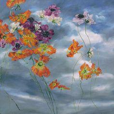 Claire Basler - Contemporary Artist - Flowers - 008