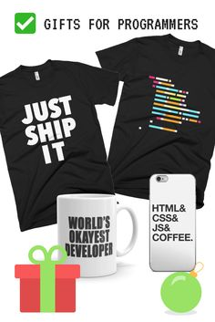 DVLPR is the place to get all your gifts for the programmers and developers on your list Gifts For Programmers, Cool T Shirts, Women, Fashion, Moda, Fashion Styles, Fashion Illustrations, Woman