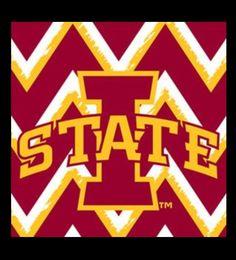 Iowa state cyclones! Go state!