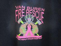 Supporting the Van Buren fire department. Let us support you! www.branditprinting.com
