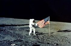 NASA faked the moon landings