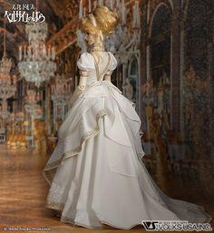 After Event :: Кукольная вечеринка 40 After Event Ограниченные предметы Лотерея :: Lady Oscar, Комплект одежды в стиле Одалиска
