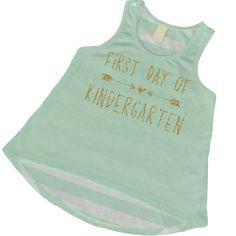 Bump and Beyond Designs Girl Birthday Outfit Three Year Old Birthday Girl Tank Top Preschool Shirts, Kindergarten Shirts, Sister Shirts, Shirts For Girls, Amazon Baby Clothes, Girls 3rd Birthday, Birthday Ideas, Birthday Fun, Baby Girl Tops