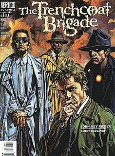 Trenchcoat Brigade - Constantine
