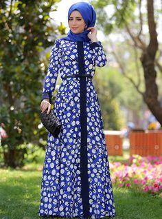 Arched bow dress - Zehrace