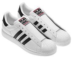 bceab303c2e0 adidas SUPERSTAR 80s Run DMC  WHITE   BLACK  (M17513) 80s Shoes