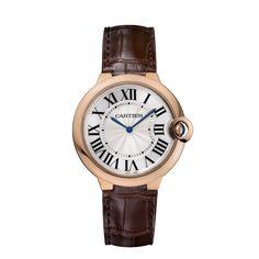 Reloj Ballon Bleu de Cartier - 40 mm, oro rosa - Fine relojes for men - Cartier