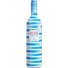 Vinho Rosé Piscine Stripes - 750ml nas americanas Best Roses, Wines, Vodka Bottle, Good Things, Beach Party