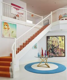 John Barman's Approach to Creating Bold and Colorful Spaces