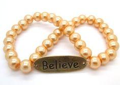 """""""Believe""""Bracelet"""