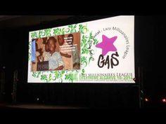 Emoções no evento LifExtreme sobre apadrinhmento de 65 crianças de orfanato de Benim ... por parte dos membros dos lazy. Apenas um projeto tão poderoso como este pode permitir tamanha bondade e gratidão .