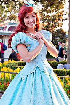 Disneyland // Ariel // The Little Mermaid