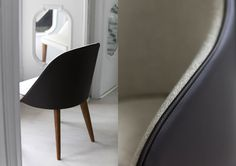 DINING ROOM   Judy chair made by BertO Fine Upholstery Tailoring #fromitalywithlove