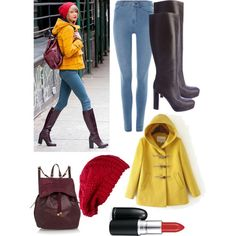 A fashion look from January 2015 featuring JVL coats, Dr. Denim jeans and Marni boots. Browse and shop related looks. Marni, Taylor Swift, Denim Jeans, January, Fashion Looks, Coats, Polyvore, How To Wear, Stuff To Buy