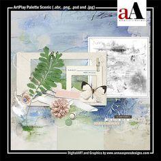 ArtPlay Palette Scen