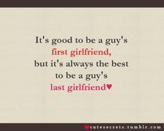 last girlfriend
