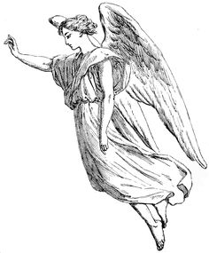 How to draw an angel in a tribal tattoo design style. Description from design.newtattoo.net. I searched for this on bing.com/images