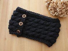 ネックウォーマーの作り方|編み物|編み物・手芸・ソーイング|ハンドメイドカテゴリ|アトリエ