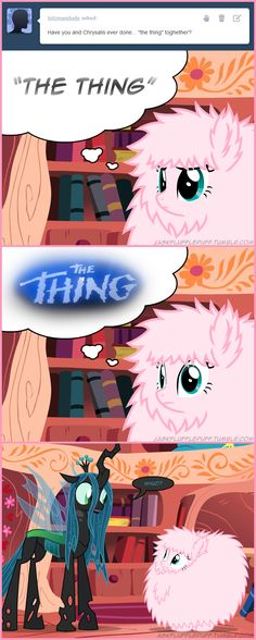 The Thing | My Little Pony: Friendship is Magic | Know Your Meme