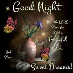 Good Night... God Bless.