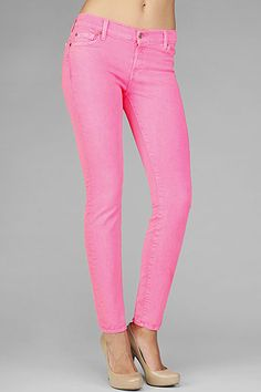 0284023758d The Skinny Second Skin Legging In Neon Pink. www.FashionLoveStruck.com Red  And