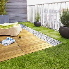 Quand le balcon se prend pour un jardin | Flickr: Intercambio de fotos