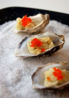 Oysters Tempura by tastebuddies #Oyster #Appetizer #tastebuddies