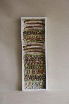 decoratie schelpen en touw
