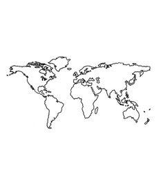 Deux planches de tatouages temporaire carte du monde pour seulement 2,90€. Frais de port gratuit et expédition en moins de 24h.