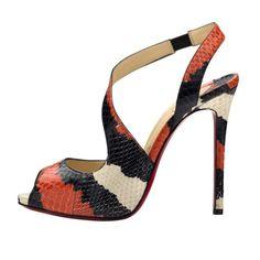 #snake skin First look: Christian Louboutin spring/summer '14 gallery - Vogue Australia #cinderella heels