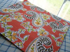n' stitches designs: Tutorial for Fabric Envelopes for the Envelope System Wallet
