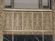 Art Deco Terra Cotta Ornamentation of Kansas City Power and Light ...