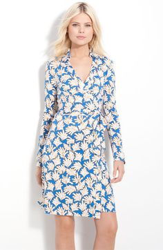 DVF's latest for spring...YUM!