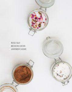 diy | edible wedding favor ideas