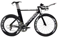 Litespeed Bike. You can see more at http://www.litespeed.com/