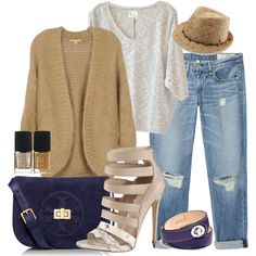 """""""My Daily Style ;)"""" by rusinn on Polyvore"""