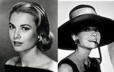 Grace and Audrey- style icons