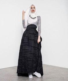 admin@gina.makki #dope#hijab#style#fashion#fashionista #fashionable…