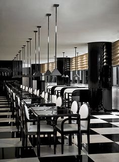 Armani Hotel Dubai designed by Giorgio Armani and Wilson Associates Architects