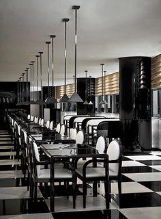 Armani Hotel Dubai designed by Giorgio Armani and Wilson Associates Architects