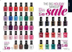 Avon is a beauty company that has of products but only makes certain items available every two weeks. Every 2 weeks Avon has a sales period called a Campaign and publishes an Avon book with the current sales. Shop my online brochure or Avon website today. Avon Nail Polish, Avon Nails, Basket Drawing, New Nail Colors, Avon Brochure, Brochure Online, Avon Catalog, Big Spring, Makeup Sale