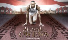 Jesse Owens achieved victory in the face of racism, earning four gold medals in the 1936 Olympic Games.
