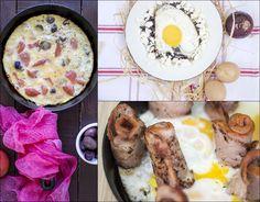 Gabriela Tsulin - Food Blogger & Food Photographer: 3 лесни и бързи рецепти с яйца
