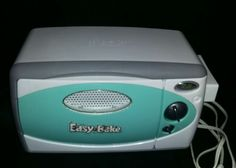 $9.96 or best offer Easy Bake Oven Hasbro Teal 2003  #Hasbro