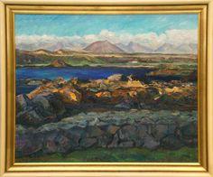 Sveinn Þórarinsson-við Straumsvík