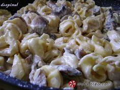 Μακαρόνια πέννες α λα κρεμ #sintagespareas Potato Salad, Macaroni And Cheese, Potatoes, Cooking, Ethnic Recipes, Food, Kitchen, Mac And Cheese, Potato