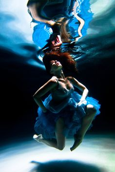 Underwater Dancer #Photography