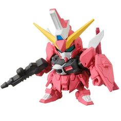 ZGMF-X19A Infinite Figure Justice Gundam Variable Phase Shift Armor